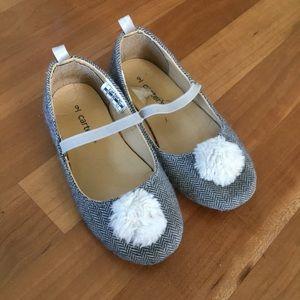 Sweetest Gingham Dress Shoe Carters